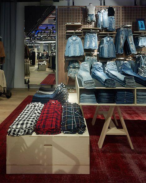 Nueva tienda concepto Stage de Bershka (C.C. Marineda City)