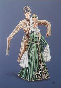 Faruk Kutlu-Kız kaçırma Faruk Kutlu-Dans Faruk Kutlu-Atlı Faruk Kutlu-Daryal Geçidi Faruk Kutlu-Çerkes kız...