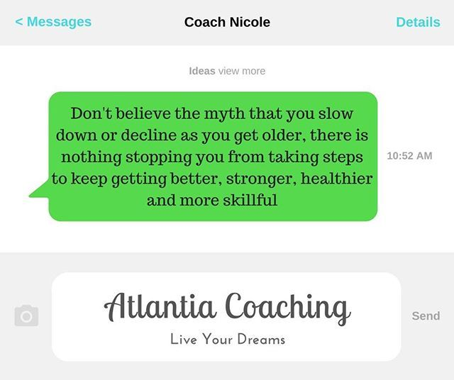 We Are Never Too Old To Set A New Goal And Dream New Dreams Atlantia Coaching Soul Transformation Breaktime Careerchange Motiv Coach Life Coach Nicole