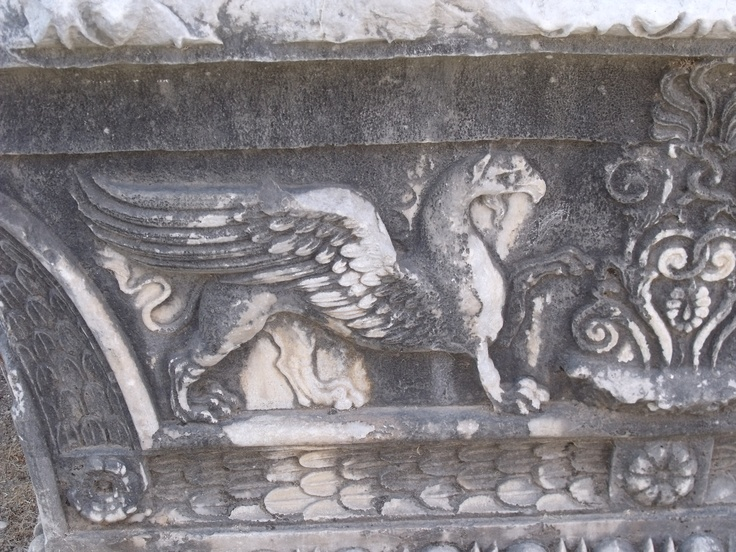 Frieze at Didyma (Didim, Turkey)