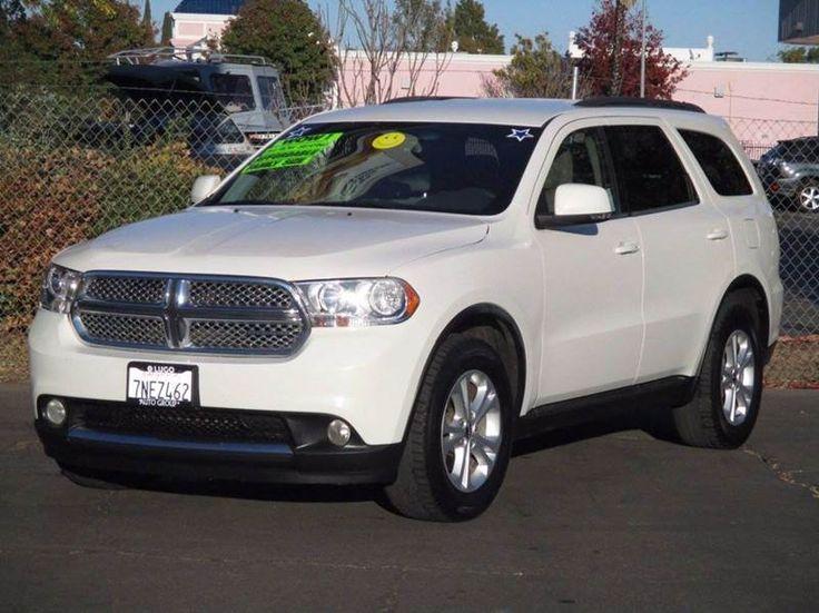 2012 Dodge Durango Crew 4dr SUV. #Lugo #Auto #Group #Sacramento #CA