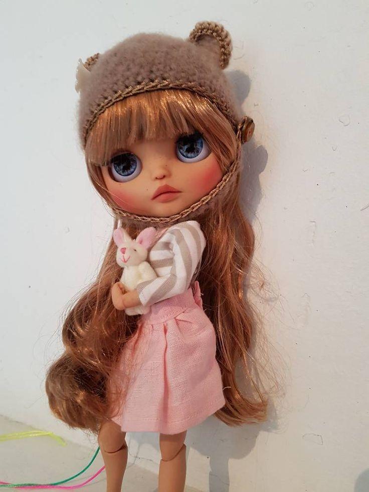 PRODÁNO do Kalifornie Pro přijetí Blythe Doll aka: Capucine