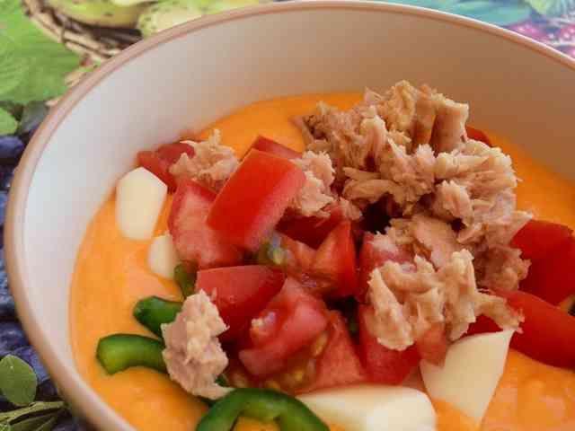 アンダルシア郷土料理♡栄養満点の「ポラ」