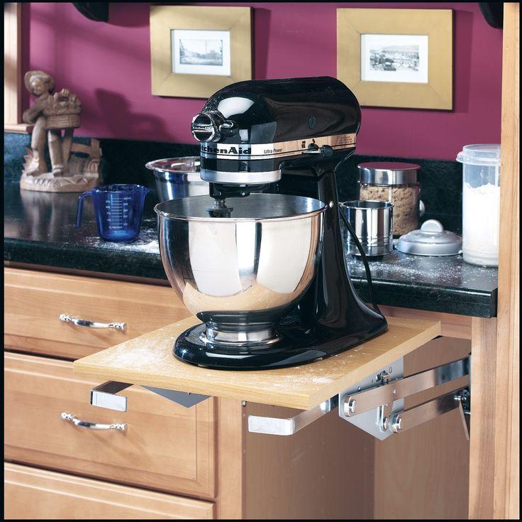 Knape Vogt 24 In H X 3 In W X 13 In D Steel Appliance: Kitchen Cabinets Online