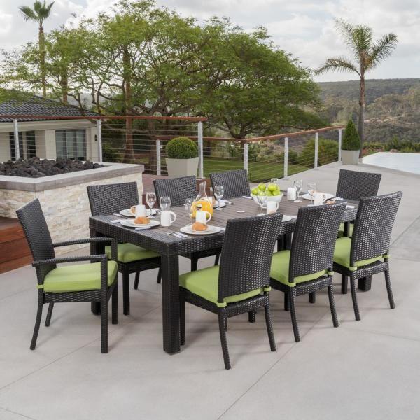 25++ Deco 9 piece patio dining set Best
