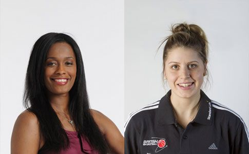 Great Britain and the USA will go head-to-head later this year when they meet at the Manchester Arena in July – the first time the USA Basketball women's team will have competed on British soil. Welcome Olympic Gold Medalist and three-time WNBA Champion Swin Cash from the USA, and our very own Jo Leedham, the star forward who averaged 12 points per game in last year's EuroBasket.