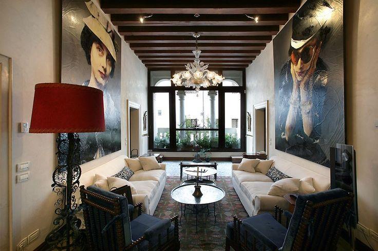VRBO.com #949489ha - Muazzo Palace: 5 Star Luxury, Balcony with Canal Views Sleeps 8 Plus Gym +Sauna