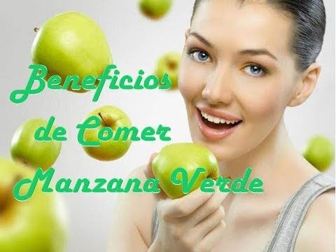 Beneficios de comer manzana verde