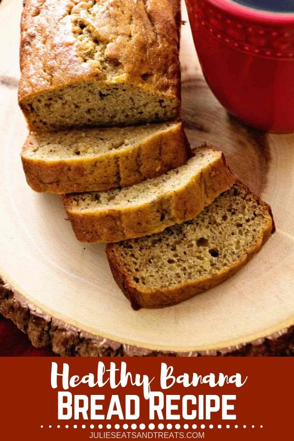 Healthy Banana Bread Recipe Healthy Banana Bread Low Calorie Banana Bread Banana Bread Recipe Healthy