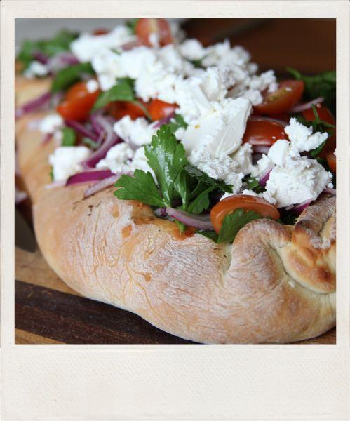 turkish lamb pide,u cannot beat Turkish food.