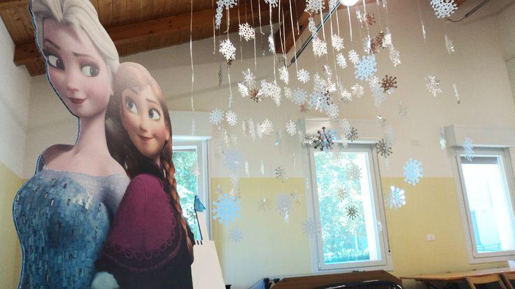 Frozen Party, party a tema Frozen, Party regina del ghiaccio