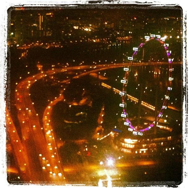 Di malam terakhir nanti wajib banget naik ini. Menikmati keindahan seingapur di malam hari :D #SGTravelBuddy