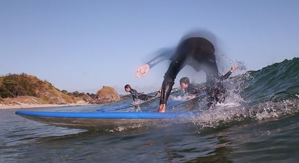 Discover Surf with all the family. Book as a group and save!