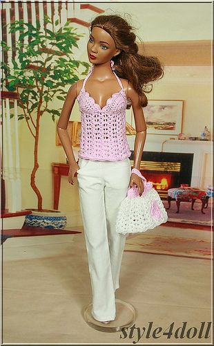 """Fashion for 22"""" Tonner American Model - style4doll"""