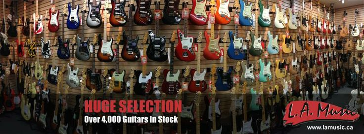 L.A. Music 2014 Gibsons