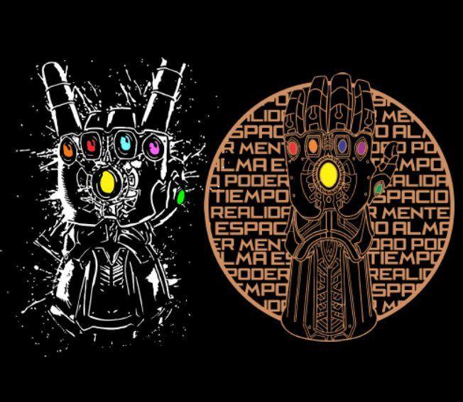 Thanos Gauntlet Svg Glove Svg Marvel Svg Eps Pdf Ai Png Dxf Clipart Vector Download Cricut De Lunaspot En Etsy Guns And Roses Marvel Vinyl Shirts