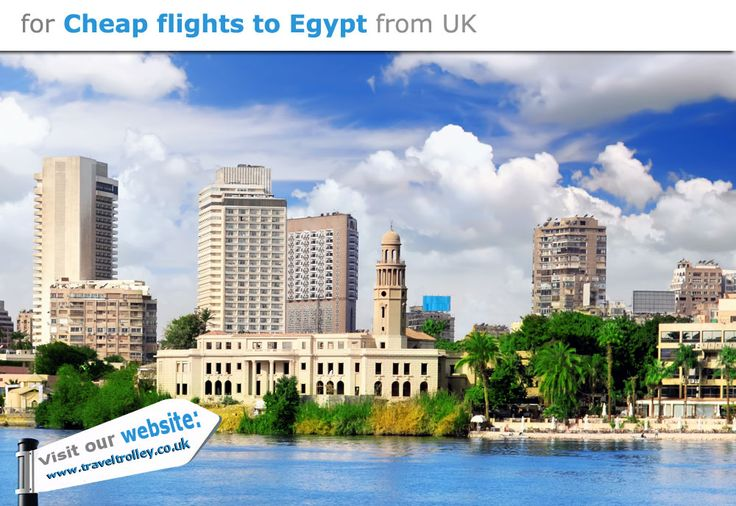 Cheap Flights to Cairo from UK