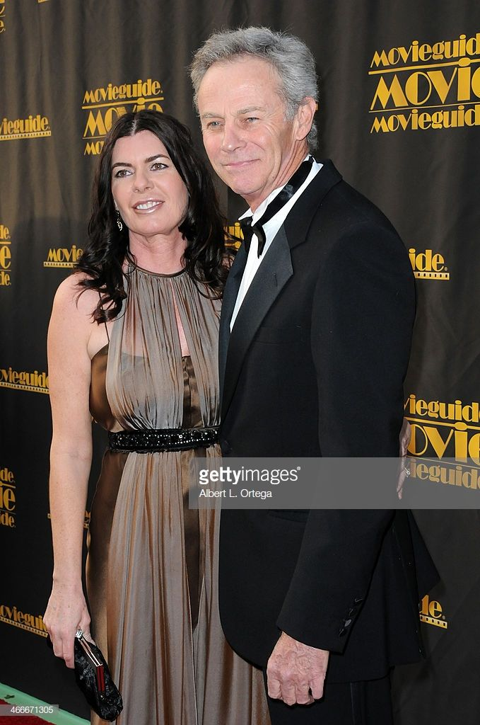 Actor Tristan Rogers And Teresa Parkerson Attend The 21st Annual Hollywood Couples Actors Celebrity Couples