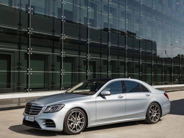La Mercedes Benz Classe S 2018 est alimentée par un moteur V8 bi-turbo de 4,0 litres nommé M176 qui fait 463 chevaux et 516 de couple.