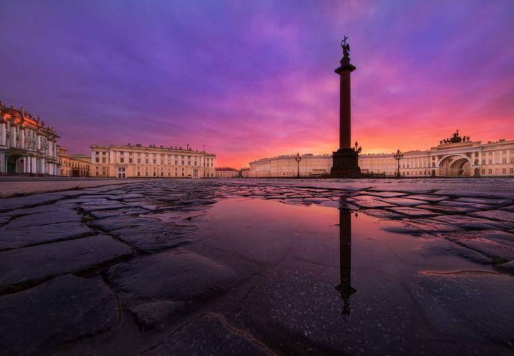 Andrey Louks_St.Petersburg, Palace Square