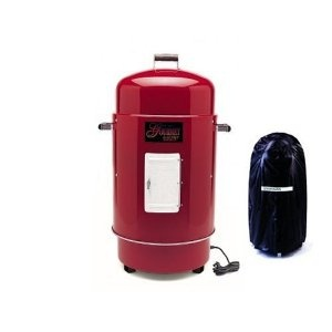 The Brinkman 810-7080-8 Gourmet Electric Smoker and Grill is a great smoker which is really easy to use. No messing with charcoal which can be...