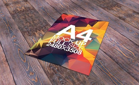 A4 paper flyer mockup. 1000+ awesome free vector images, psd templates, icons, photos, mock-ups and more!