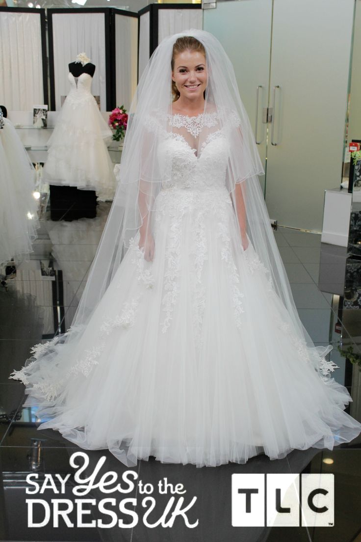26 best tlc uk syttd images on pinterest wedding frocks short a gorgeous gown for a gorgeous bride say yes to the dress uk on tlc ombrellifo Gallery