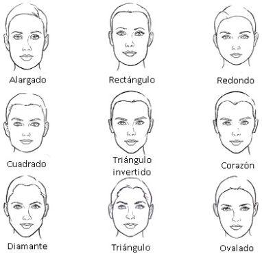 las cejas correspondientes según a tu tipo de rostro