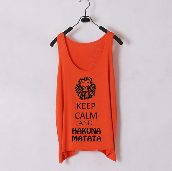 Must. Have. NOW!: No Worries, Not Namatata, Animal Kingdom, Tanks Tops, Side Straight, Life Mottos, Lion King, Keep Calm, Disney Movie