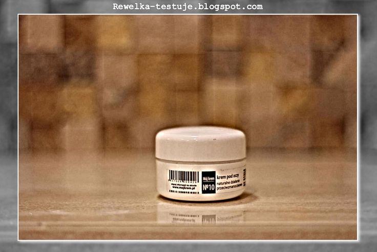 Rewelka Testuje: Fitomed krem pod oczy przeciwzmarszczkowy - Mój krem nr 10