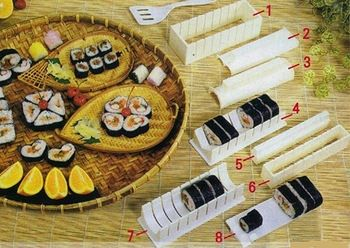 Sushi cooking tools