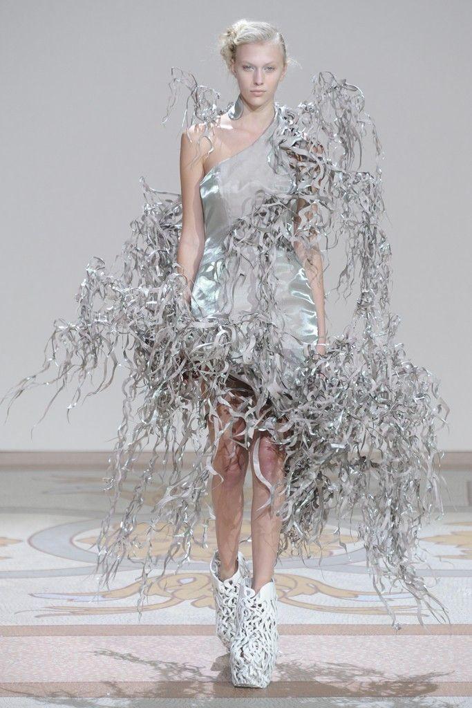 Iris van Herpen Fall Couture 2013