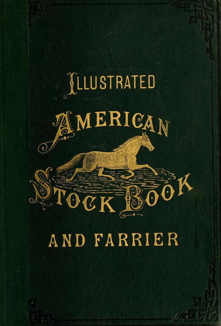 Illustrated American horse book, containing ......