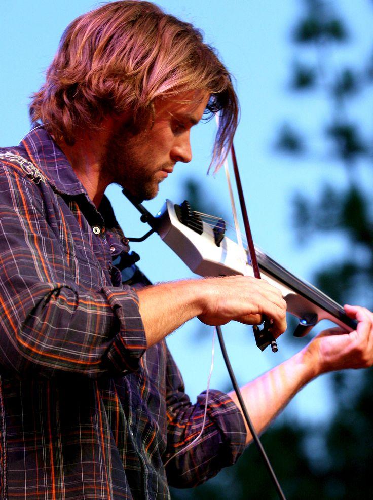 Jesse Spencer Violin
