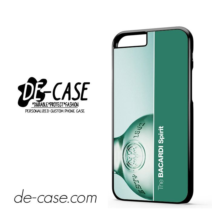 Bacardi Spirit DEAL-1290 Apple Phonecase Cover For Iphone 6 / 6S