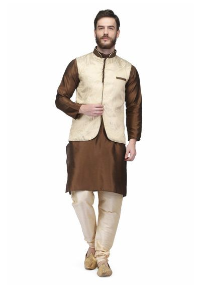 http://fabolic.com/product/cream-colored-brocade-nehru-jacket-pret-porter/