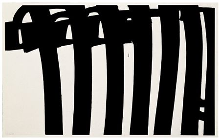 Pierre Soulages, 1970