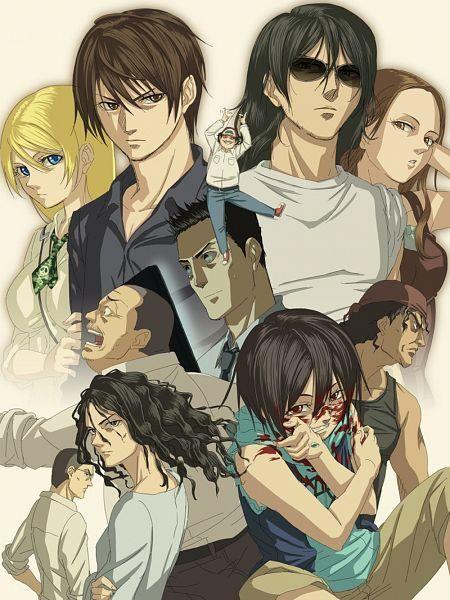 #BTOOOM! Saturdays at 10 AM EST on Crunchyroll #Anime