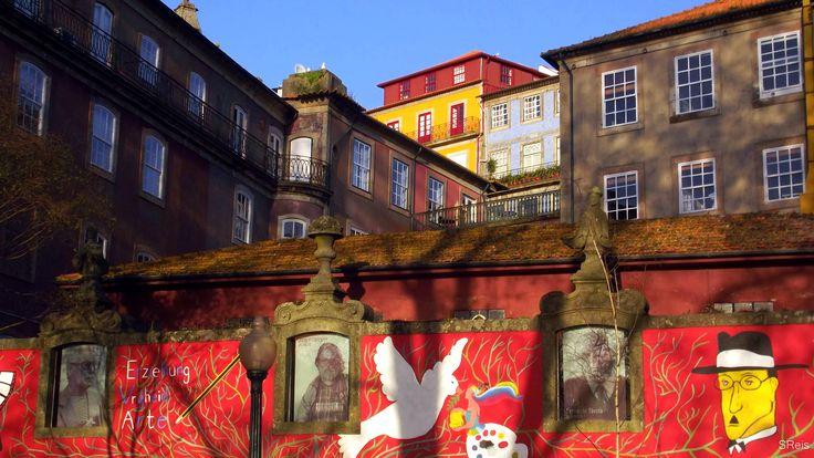 Porto, Passeio das Virtudes