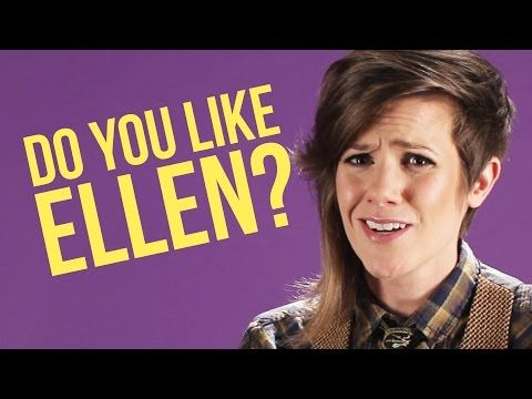 ▶ 11 Questions You Want To Ask A Lesbian - w/ Cameron Esposito - YouTube