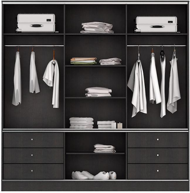Mejores 16 imágenes de muebles en Pinterest   Muebles, Armario de ...