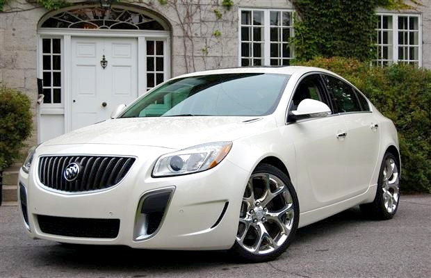 2012 Buick Regal Gs Review Newroads Buick Dealership