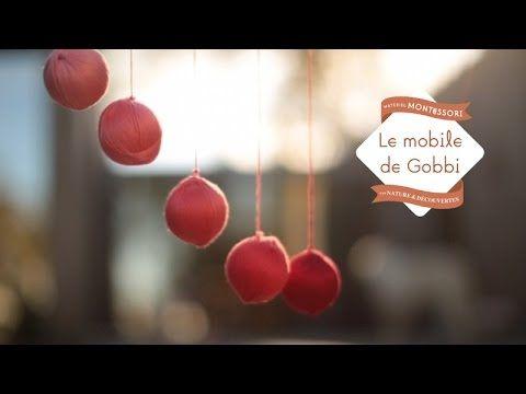 Mobile Montessori : les mobiles en fonction de l'âge de bébé
