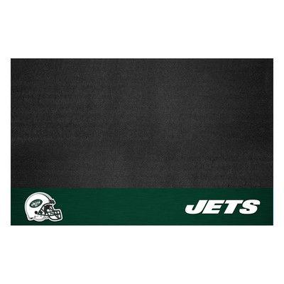FANMATS NFL - New York Jets Grill Mat