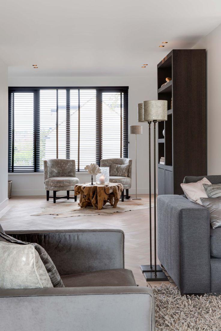 Meer dan 1000 ideeën over stijlvolle woonkamers op pinterest ...