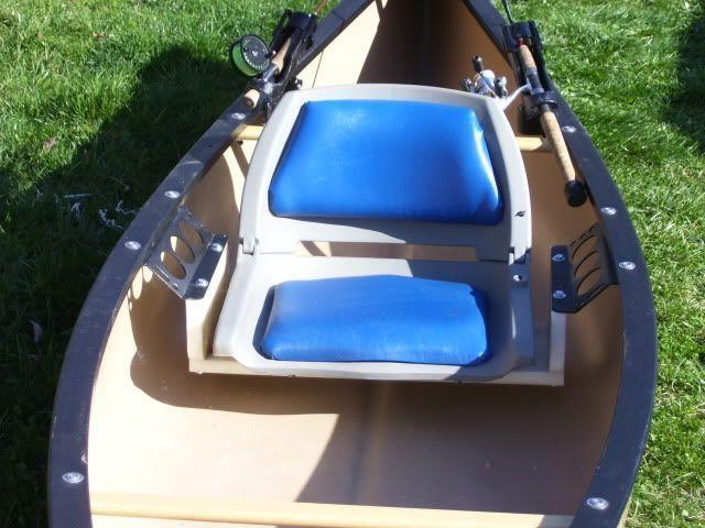 Canoe Modifications Google Search Canoemodificationsfishing Canoeupgrades Canoe Fishing Canoe Seats Kayak Fishing Tips