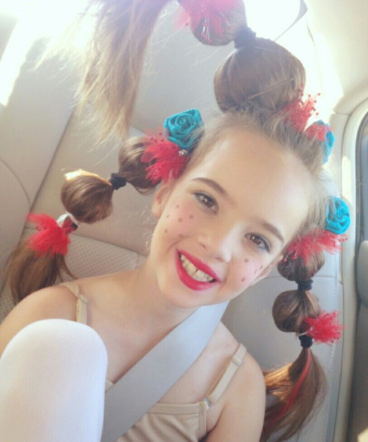 #SEUSSICAL #WHO hair and makeup                                                                                                                                                                                 More