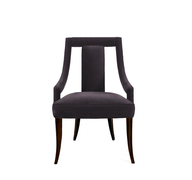 EANDA   DINING CHAIR - Contemporary Traditional Transitional Dining Chairs - Dering Hall