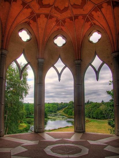 Gothic Temple, Painshill Park