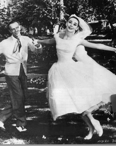 Fred Astaire And Audrey Hepburn Audrey Pinterest